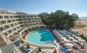 Спокойна Ваканция до Плажа в Слънчев Бряг, All Inclusive След 29.08 в Хотел Жерави Бийч