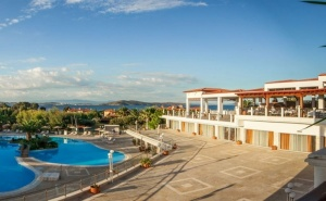 5 дни за двама със закуска и вечеря от 19.06.2021 в Alexandros Palace Hotel & Suites