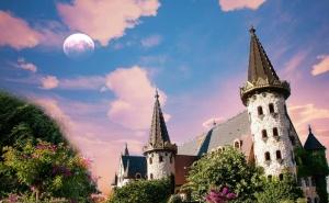 Вход за Един Възрастен за Замъка Влюбен във Вятъра, Равадиново