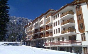 На Ски в <em>Пампорово</em>! Нощувка, Закуска и Вечеря в Хотел Росица, на 250 М. от Ски Пистата.