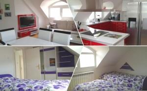 Нощувка за четирима със закуска* + топли напитки, сауна и джакузи в напълно оборудван и обзаведен апартамент от Сажитариус, Кюстендил