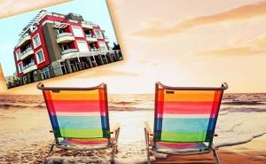 Нощувка със Закуска и Вечеря на човек в Хотел Хера, на 200М. от Плажа в Лозенец