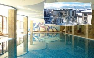 Нощувка на човек със Закуска + Басейн и Релакс Зона в Хотел Уинслоу Инфинити, Банско. Бонус: Плащате 2, Получавате 3 Нощувки!