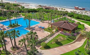 Почивка в Тунис. Самолетен билет от София + 7 нощувки на база All Inclusive на човек в Sahara Beach Aqua Park Hotel 3*, Монастир