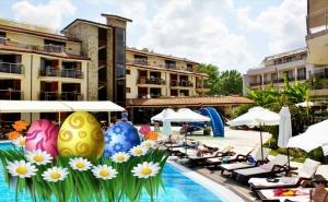 Великден и Майски Празници в <em>Созопол</em>! 3 или 4 Нощувки на човек със Закуски, Обеди и Вечери + Напитки от Хотел Лагуна Бийч Ризорт и Спа