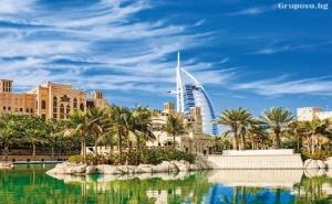 Самолетна Екскурзия до Обединените Арабски Емирства! Двупосочен Билет + 7 Нощувки на човек със Закуски от Премио Травел