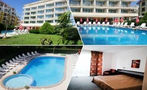 3 нощувки на човек на база All inclusive + басейн в хотел Дева, Слънчев бряг