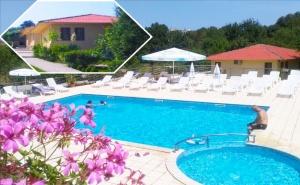 15.08 - 15.09: Нощувка на човек + басейн от вили Марая, Царево - на 150м. от плажа