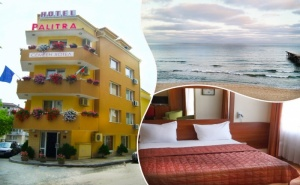 Нощувка на човек в Хотел Палитра, Варна