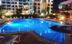 2 нощувки на човек на база All inclusive light + басейн в Апарт хотел Магнолия Гардън, Слънчев бряг