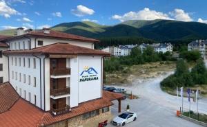 2 или 3 нощувки на човек със закуски и вечери + басейн и релакс зона от Парк хотел Панорама, Банско