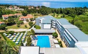 5 дни за двама с All Inclusive през септември 2021 в Bomo Kriopigi Hotel