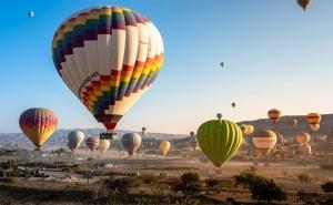 Самолетна Екскурзия до Кападокия! Двупосочен Билет + 7 Нощувки на човек - 4 в Сиде и 3 в Невшехир със Закуски и Вечери от Премио Травел