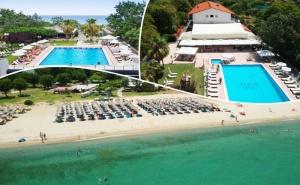 3+ Нощувки на База All Inclusive на човек + Басейн и Спа Център в Aristoteles Holiday Resort & Spa, Урануполис, Халкидики. 2 Деца до 11.99Г. Безплатно