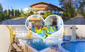 Нощувка на човек със Закуска + Басейн и Релакс Зона в Хотел Борова Гора, <em>Пирдоп</em>