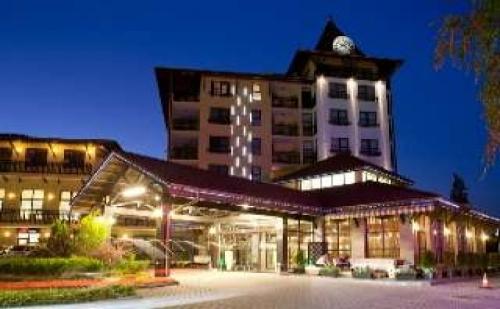 СПА Гранд ваканция във Велинград, 3 дневен пакет със закуска в Гранд хотел Велинград