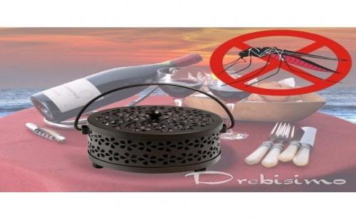 Метален Кафез за Спирала Против Комари