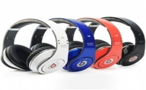 Безжични Слушалки Beats By Dr.dre Studio с Вградена Батерия - Най - Висок Клас Реплика!