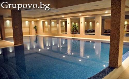 Нощувка, закуска и вечеря + басейн и СПА в хотел Вила Парк, Боровец