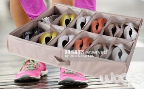 Органайзер за 12 Чифта Обувки