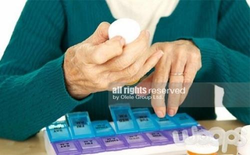 Удобна Кутийка за Лекарства