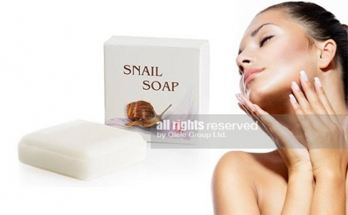 Сапун с Екстракт от Охлюви