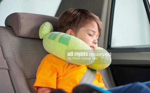 Надуваема Детска Пътническа Възглавничка Intex
