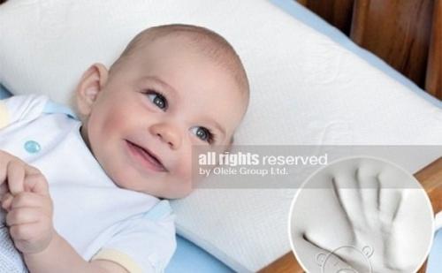 Бебешка Възглавница от Мемори Пяна