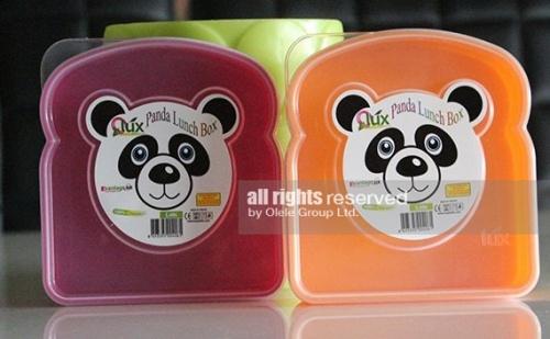 Детска Кутия за Сандвичи Panda Lunch Box
