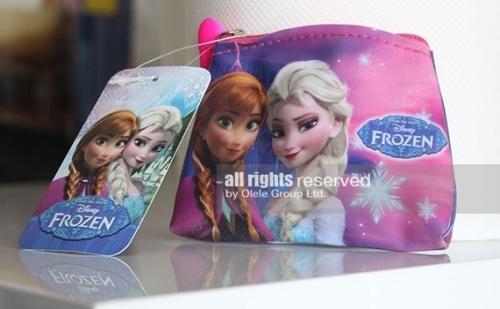 Детско Портмоне Frozen