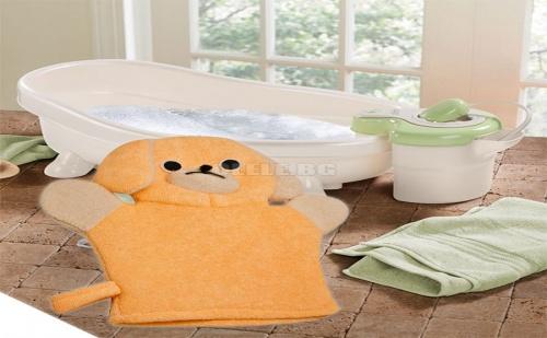 Ръкавица за баня – Bath time buddy
