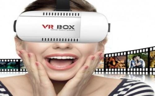 3D Очила за Телефони за Виртуална Реалност Vr Box