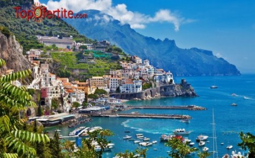 Италия, остров Сицилия през Септември! 9-дневна екскурзия с включени 8 нощувки + закуски, вечери, екскурзовод и транспорт от Амазон Травел