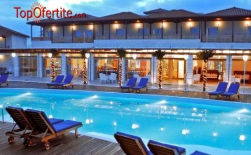 Гърция, на Олимпийската Ривиера хотел Dion Palace Beauty & SPA 5* през Септември! 5 нощувки на база ALL INCLUSIVE чадъри и шезлонги на плажа само за 624 лв на човек