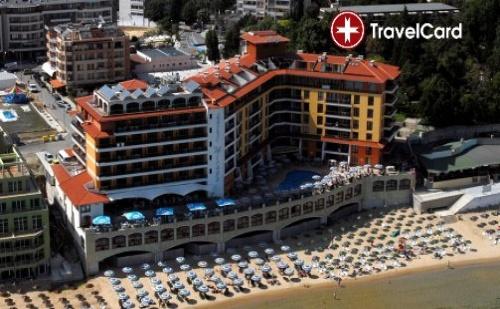 4* Море на първа линия в хотел Мираж, гр. Несебър