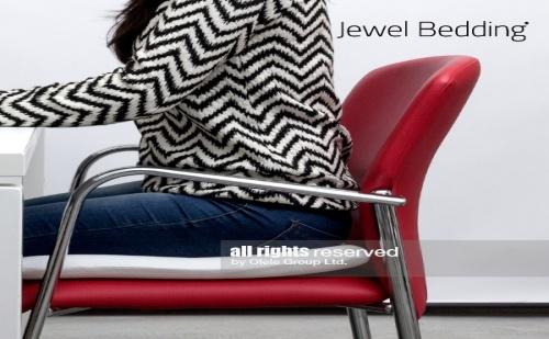 Високоелестична Възглавница с Гел Jewel Bedding