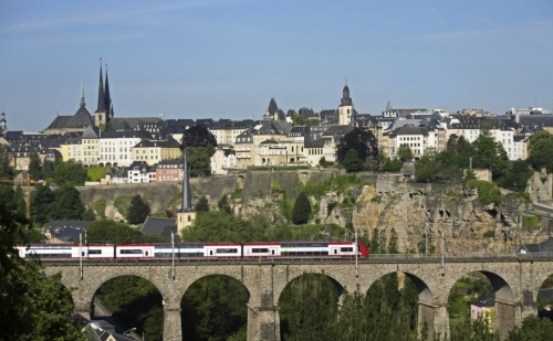 Самолетна Екскурзия до Люксембург