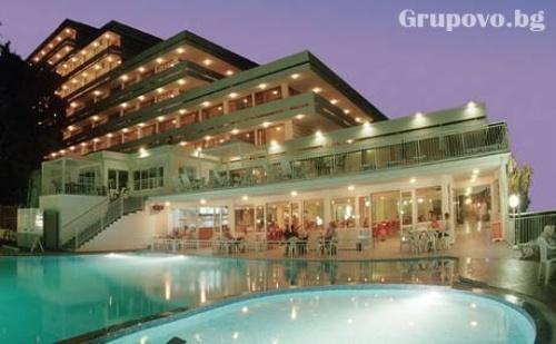 All Inclusive + СПА с ОТОПЛЯЕМ вътрешен басейн в хотел Плиска***, Златни Пясъци