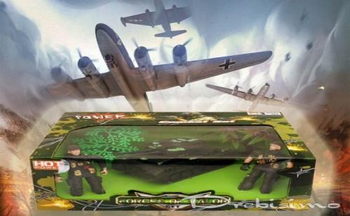 Комплект Войници с Танк