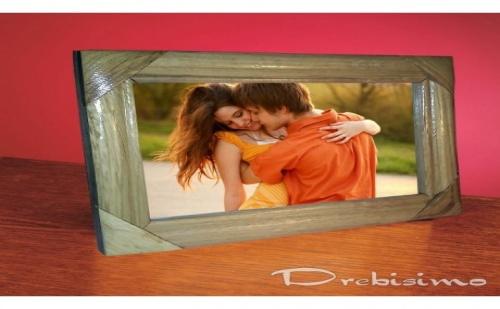 Дървена Рамка за Снимки 10Х15