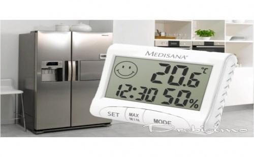 Термометър и влагомер Medisana HG 100