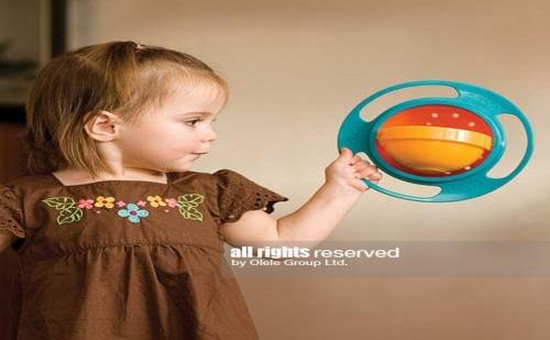 Gyro Bowl вълшебната детска купа
