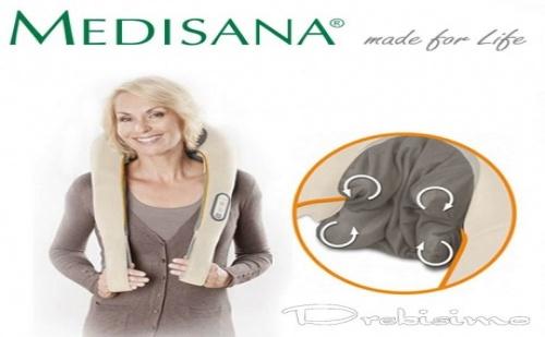 Шиацу масажор Medisana NM 860