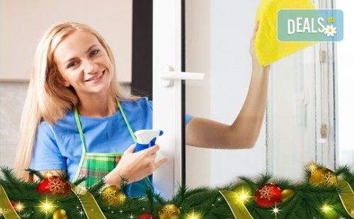 Ексклузивна Промоционална Оферта! Двустранно Почистване на Прозорци и Дограма на Специална Цена от Quickclean!