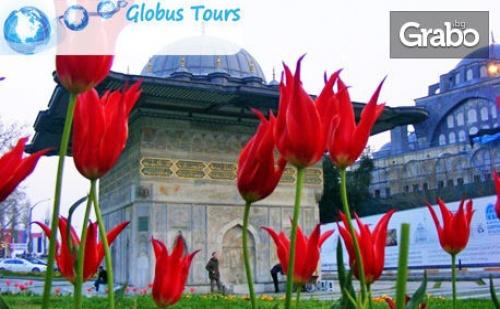 Екскурзия до Истанбул и Фестивала на лалето! 2 нощувки със закуски и транспорт