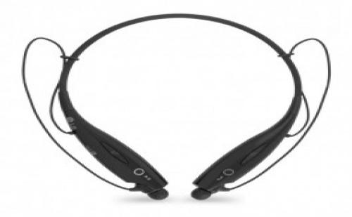 Спортни слушалки LG Tone+. Спортувай с любимата си музика!