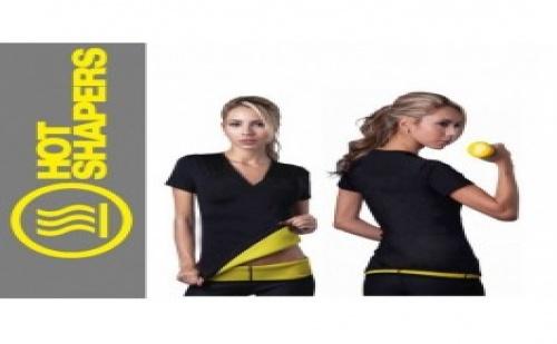 HOT SHAPERS неопренова блузка стопя бързо излишните килограми