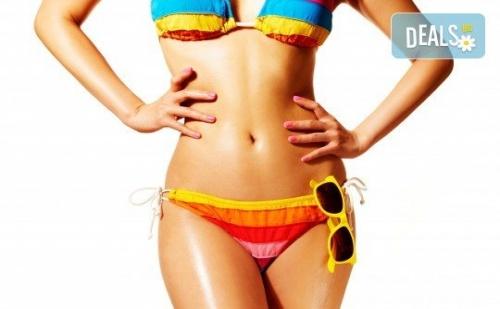 За Стройна Фигура! Кавитация на Зона по Избор Плюс Лифтинг, Crazy Fit или Вибро Колан в Spa Център Senses Massage & Recreation!