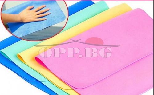 Супер абсорбираща кърпа Magic Towel