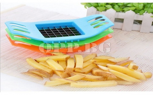 Резачка за Картофи French Fry Potato Chip Cutter